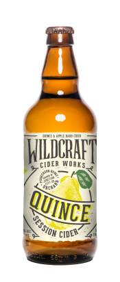 Quince Session cider 5.7% ABV | 500ml